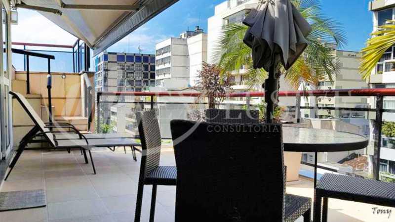 sem título-2 - Cobertura à venda Rua General Venâncio Flores,Leblon, Rio de Janeiro - R$ 5.200.000 - COB0120 - 3