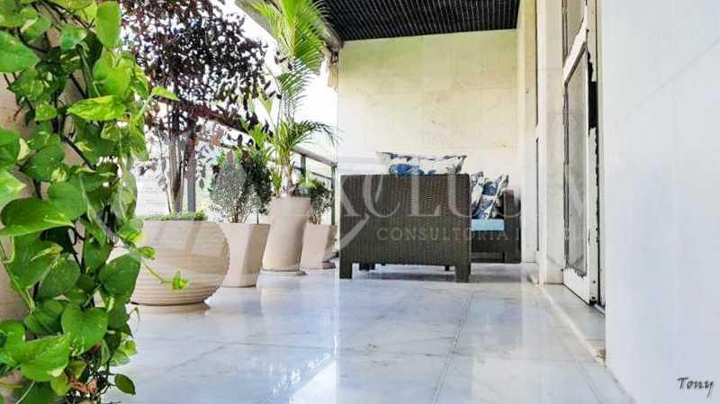 sem título-4 - Cobertura à venda Rua General Venâncio Flores,Leblon, Rio de Janeiro - R$ 5.200.000 - COB0120 - 5