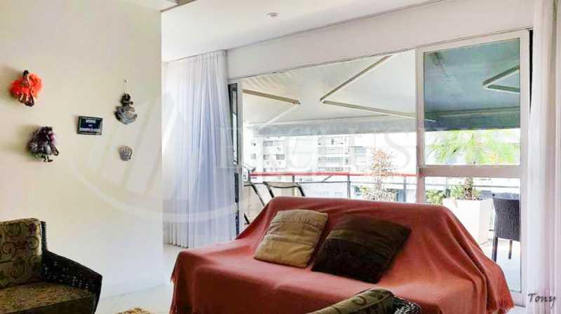 sem título-9 - Cobertura à venda Rua General Venâncio Flores,Leblon, Rio de Janeiro - R$ 5.200.000 - COB0120 - 10