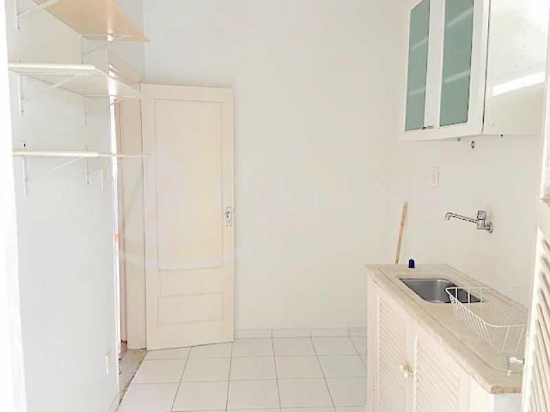12 - Apartamento à venda Praça Pio XI,Jardim Botânico, Rio de Janeiro - R$ 1.480.000 - SL301P - 16