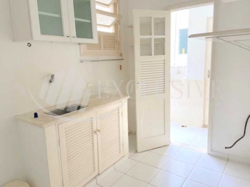 13 - Apartamento à venda Praça Pio XI,Jardim Botânico, Rio de Janeiro - R$ 1.480.000 - SL301P - 17