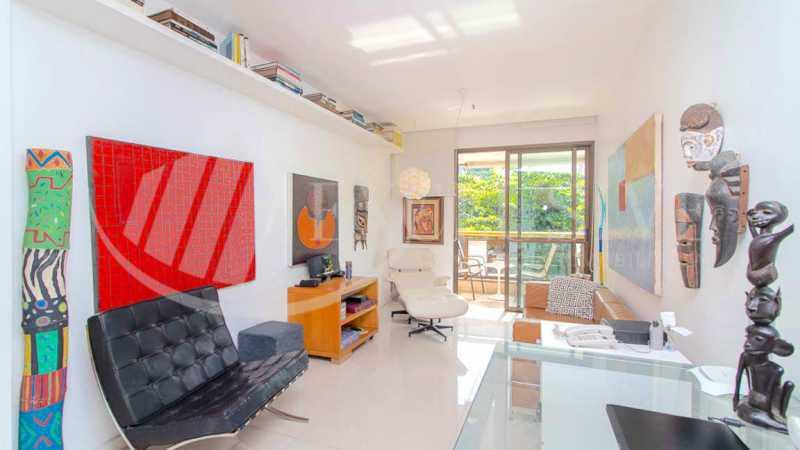c8samh0waq3m5jcyzc2x - Flat à venda Rua Almirante Saddock de Sá,Ipanema, Rio de Janeiro - R$ 970.000 - SL101P - 5