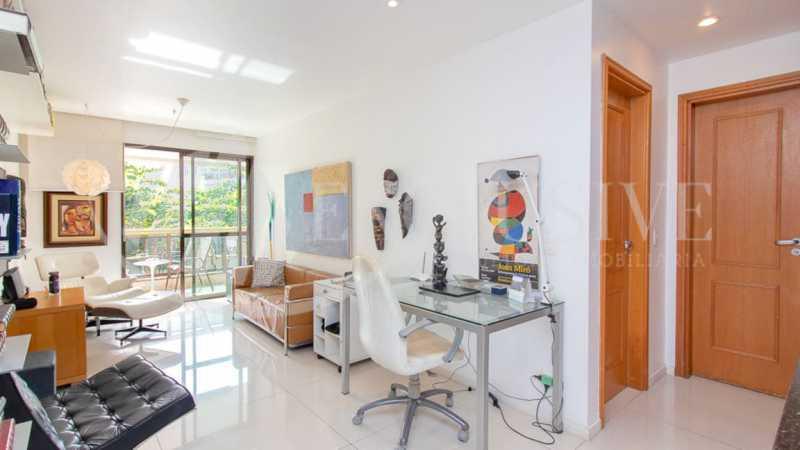 gb5ltcxpfyvekxehypwf - Flat à venda Rua Almirante Saddock de Sá,Ipanema, Rio de Janeiro - R$ 970.000 - SL101P - 6