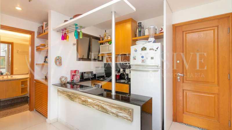 ua3kid6qs3ahgzpto175 - Flat à venda Rua Almirante Saddock de Sá,Ipanema, Rio de Janeiro - R$ 970.000 - SL101P - 13