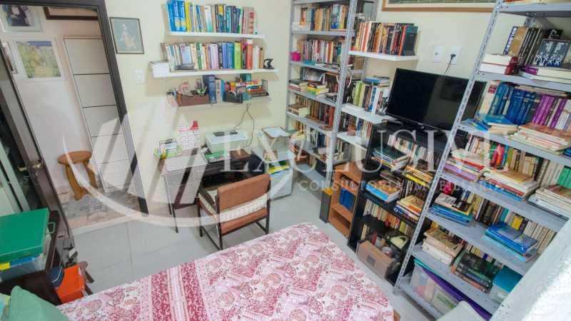 1849_G1590683811 - Apartamento à venda Rua General Rabelo,Gávea, Rio de Janeiro - R$ 1.200.000 - SL312P - 13