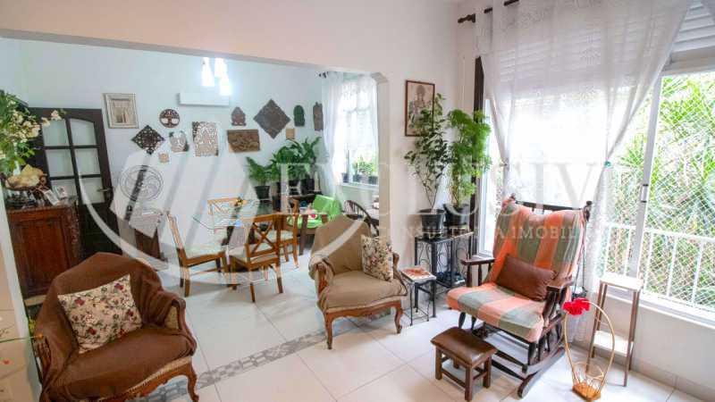 1849_G1590683817 - Apartamento à venda Rua General Rabelo,Gávea, Rio de Janeiro - R$ 1.200.000 - SL312P - 4