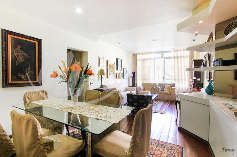 sem título-1 - Cobertura à venda Avenida General San Martin,Leblon, Rio de Janeiro - R$ 4.300.000 - COB0127 - 4