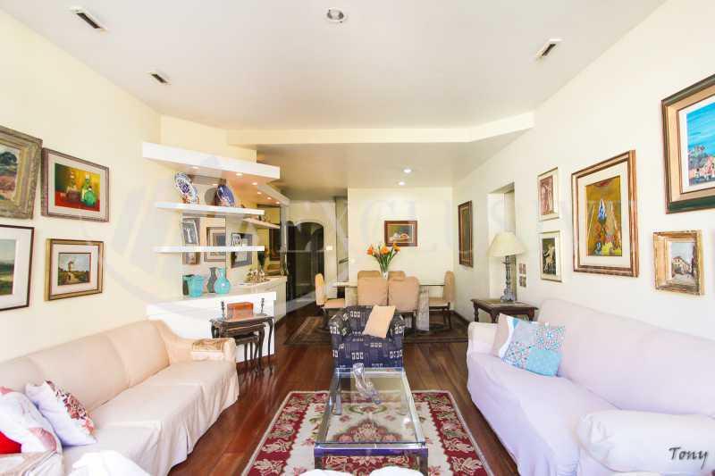 sem título-2 - Cobertura à venda Avenida General San Martin,Leblon, Rio de Janeiro - R$ 4.300.000 - COB0127 - 5