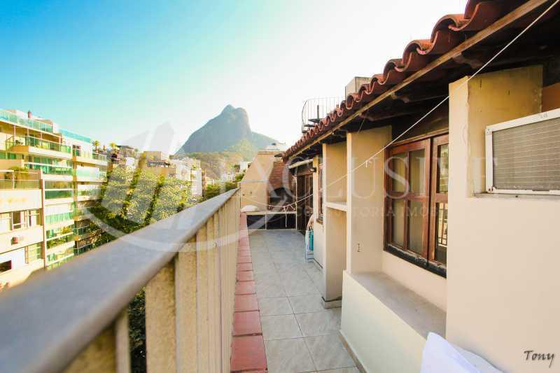 sem título-27 - Cobertura à venda Avenida General San Martin,Leblon, Rio de Janeiro - R$ 4.300.000 - COB0127 - 23