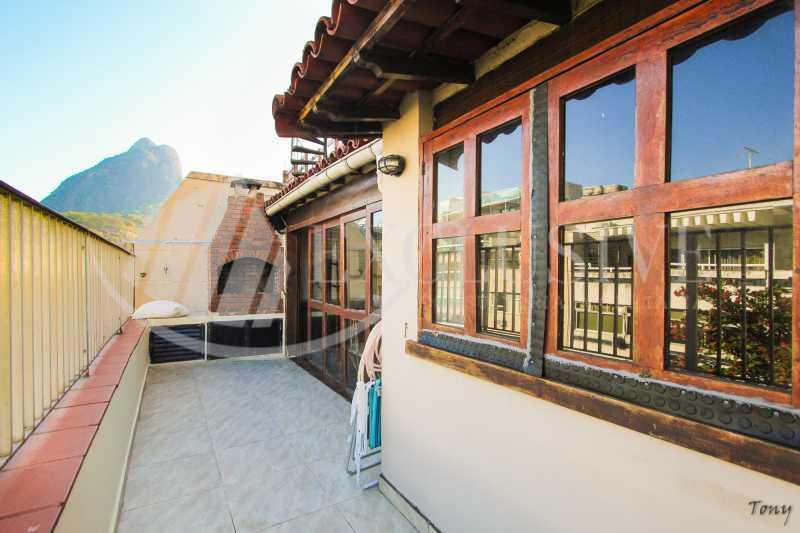 sem título-29 - Cobertura à venda Avenida General San Martin,Leblon, Rio de Janeiro - R$ 4.300.000 - COB0127 - 3