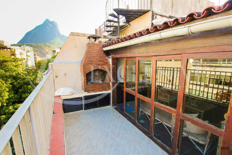 sem título-31 - Cobertura à venda Avenida General San Martin,Leblon, Rio de Janeiro - R$ 4.300.000 - COB0127 - 22