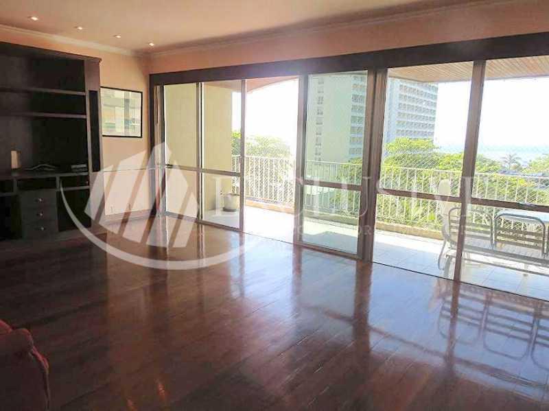 c3087f29da7e73f5568d89ccf8ce43 - Apartamento à venda Rua Povina Cavalcanti,São Conrado, Rio de Janeiro - R$ 2.450.000 - SL4998 - 3