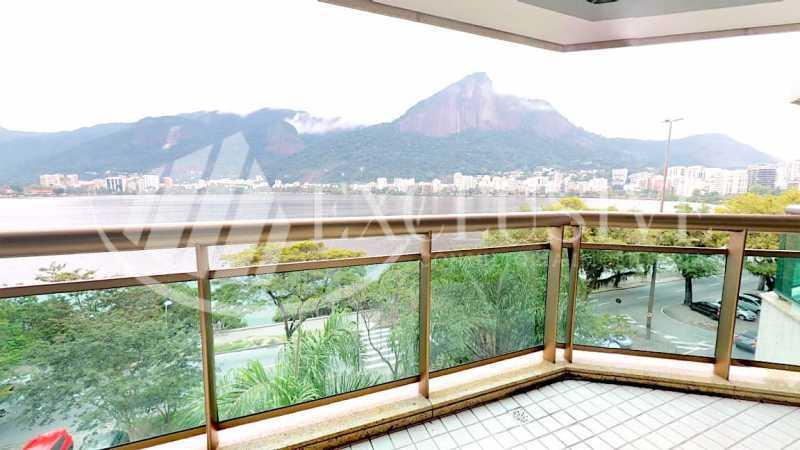 qsemiy4jy5uiqurxyq9h - Flat à venda Avenida Epitácio Pessoa,Lagoa, Rio de Janeiro - R$ 1.800.000 - SL1648 - 1