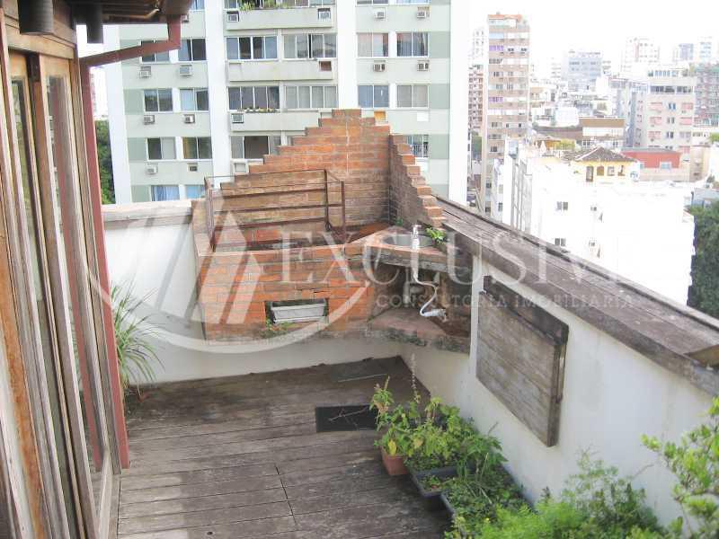 IMG_0532 - Cobertura à venda Rua Almirante Saddock de Sá,Ipanema, Rio de Janeiro - R$ 12.000.000 - COB0146 - 24