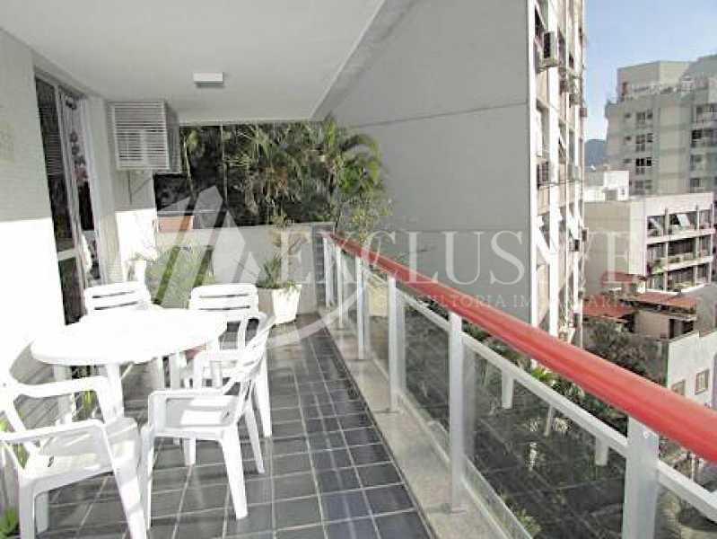 e622d4aab7d7149ef6f0ca01d1b1a8 - Apartamento à venda Rua Baronesa de Poconé,Lagoa, Rio de Janeiro - R$ 1.337.000 - SL2861 - 3