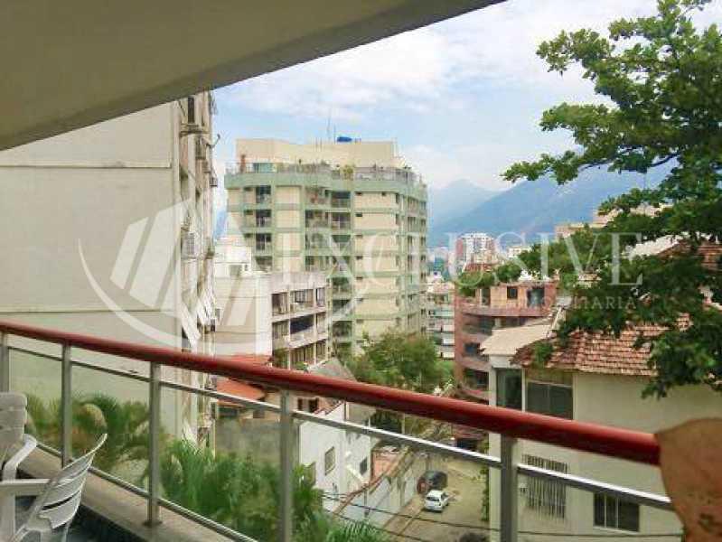 1c3c44ab5806334818a4f2a40c7a97 - Apartamento à venda Rua Baronesa de Poconé,Lagoa, Rio de Janeiro - R$ 1.337.000 - SL2861 - 4