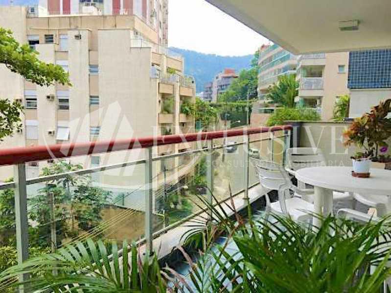 ccccb75d8958265c27db9fbd1bfcbd - Apartamento à venda Rua Baronesa de Poconé,Lagoa, Rio de Janeiro - R$ 1.337.000 - SL2861 - 1