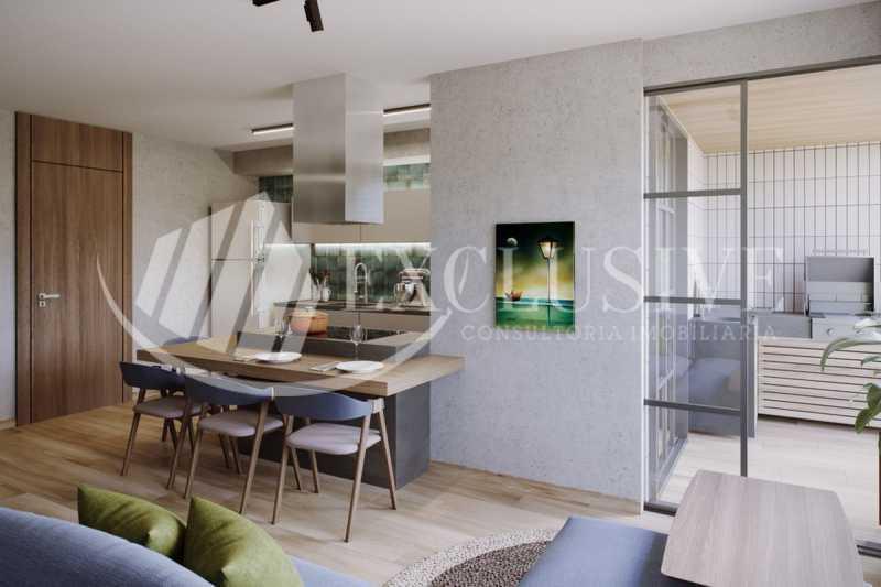 f299543f50d35caaae290e2c5c0680 - Apartamento à venda Rua Marquês de São Vicente,Gávea, Rio de Janeiro - R$ 1.769.600 - SL2869 - 1
