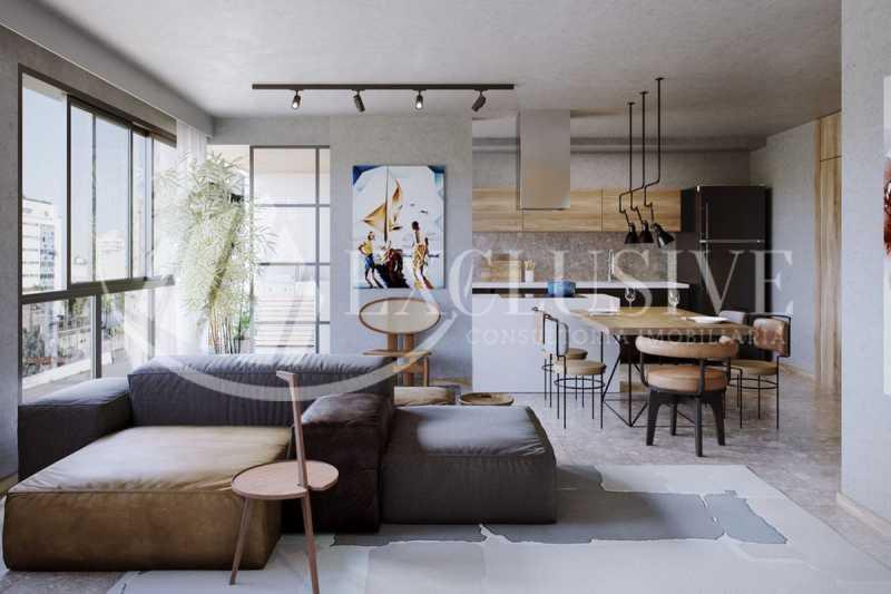 6125c5f91175e67b756fb665752d37 - Apartamento à venda Rua Marquês de São Vicente,Gávea, Rio de Janeiro - R$ 1.900.000 - SL2870 - 1