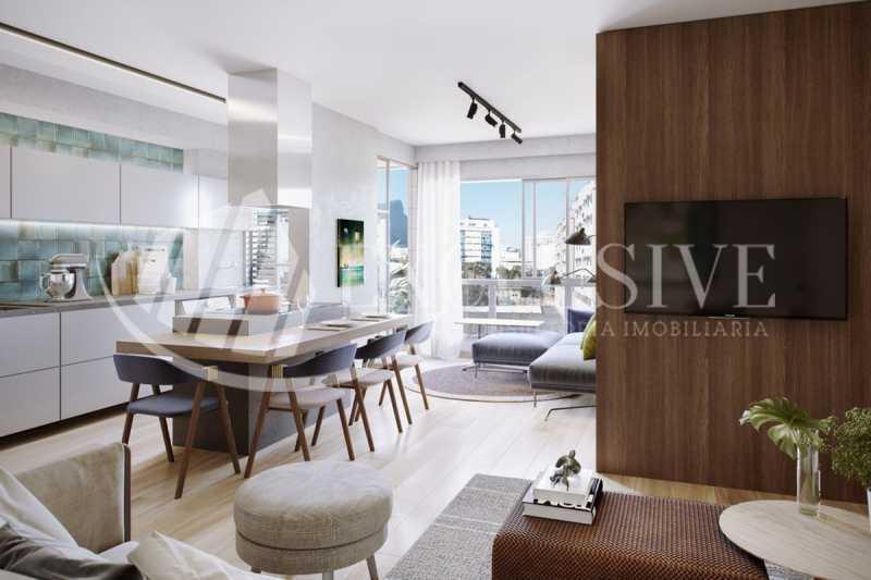 56890110b4abd9944ec878d263c607 - Apartamento à venda Rua Marquês de São Vicente,Gávea, Rio de Janeiro - R$ 1.900.000 - SL2870 - 4