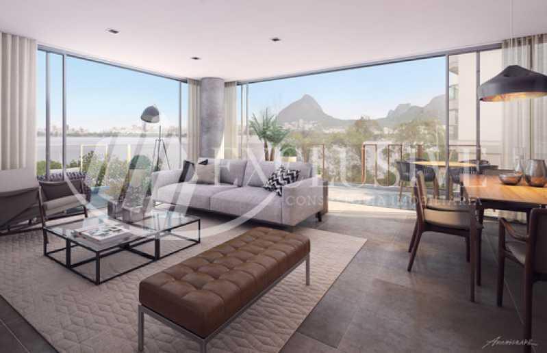 225649 - Cobertura à venda Avenida Borges de Medeiros,Lagoa, Rio de Janeiro - R$ 6.480.000 - COB0151 - 15