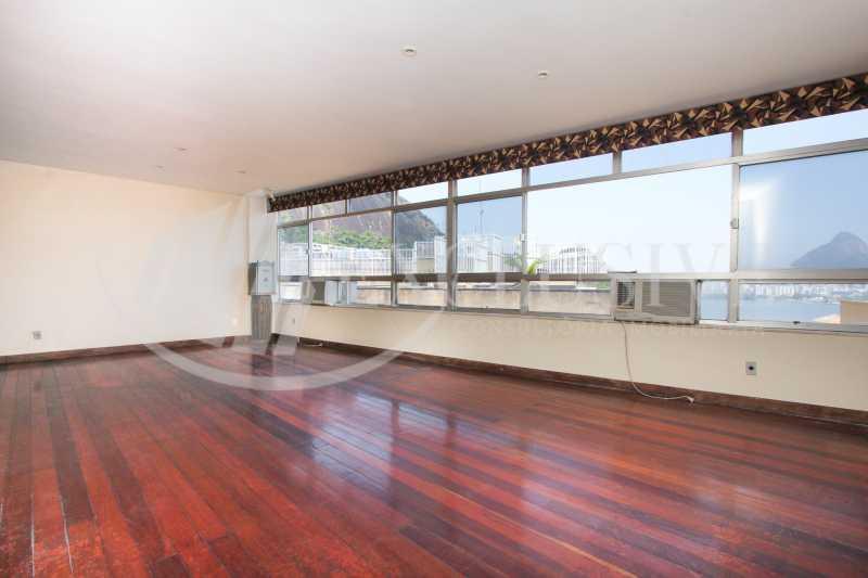 IMG_1533 - Apartamento à venda Rua Sacopa,Lagoa, Rio de Janeiro - R$ 1.700.000 - SL362 - 4