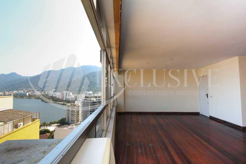 IMG_1564 - Apartamento à venda Rua Sacopa,Lagoa, Rio de Janeiro - R$ 1.700.000 - SL362 - 1