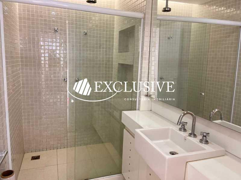 1a431890-462b-4fa4-99ae-a34134 - Apartamento para venda e aluguel Rua Almirante Guilhem,Leblon, Rio de Janeiro - R$ 3.770.000 - SL3605 - 13