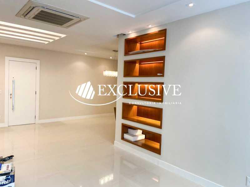 0078d1ce-d935-44cb-882d-e37f21 - Apartamento para venda e aluguel Rua Almirante Guilhem,Leblon, Rio de Janeiro - R$ 3.770.000 - SL3605 - 3