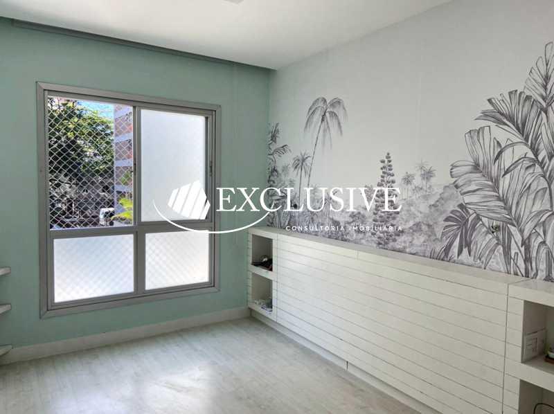 650b1a1f-f78e-4c39-9835-f19466 - Apartamento para venda e aluguel Rua Almirante Guilhem,Leblon, Rio de Janeiro - R$ 3.770.000 - SL3605 - 9