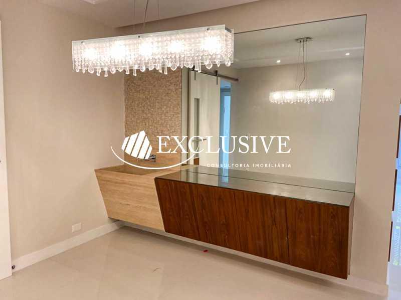 68341760-608d-4d8c-b802-fcd5c9 - Apartamento para venda e aluguel Rua Almirante Guilhem,Leblon, Rio de Janeiro - R$ 3.770.000 - SL3605 - 5