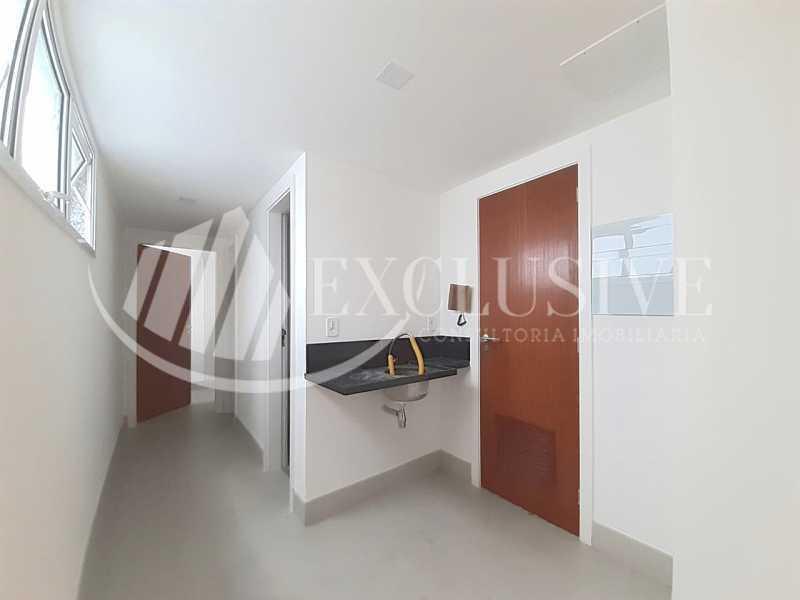ALMIRANTE GUILHEM 366 SALA COM - Andar 184m² para alugar Rua Almirante Guilhem,Leblon, Rio de Janeiro - R$ 29.000 - LOC0223 - 5