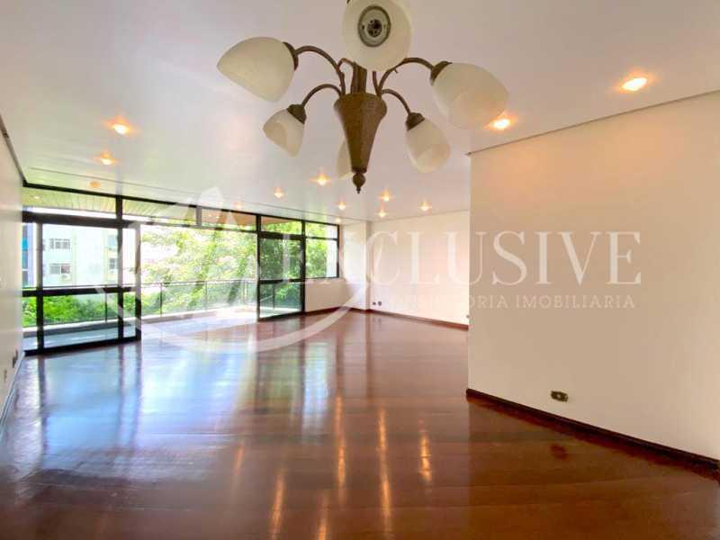 305efa49-611a-4dc3-8c12-0a4c00 - Apartamento para venda e aluguel Rua Alberto de Campos,Ipanema, Rio de Janeiro - R$ 3.900.000 - SL3634 - 4