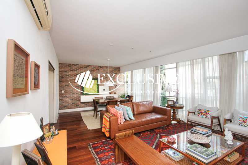 IMG_1438 - Apartamento à venda Rua Sacopa,Lagoa, Rio de Janeiro - R$ 2.000.000 - SL3653 - 1