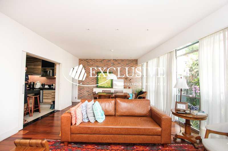 IMG_1439 - Apartamento à venda Rua Sacopa,Lagoa, Rio de Janeiro - R$ 2.000.000 - SL3653 - 3