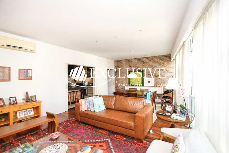 IMG_1440 - Apartamento à venda Rua Sacopa,Lagoa, Rio de Janeiro - R$ 2.000.000 - SL3653 - 4