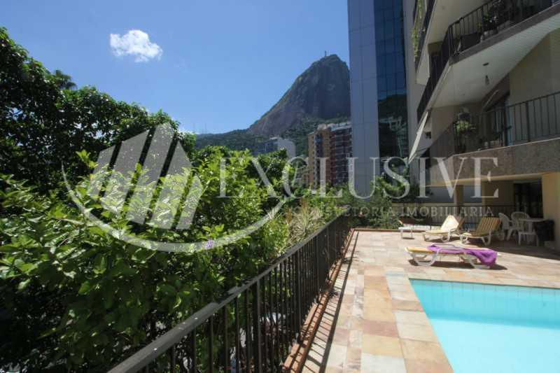 90d76010-39c5-4ba4-9e4d-1638e4 - Flat à venda Rua Fonte da Saudade,Lagoa, Rio de Janeiro - R$ 1.300.000 - SL2909 - 1