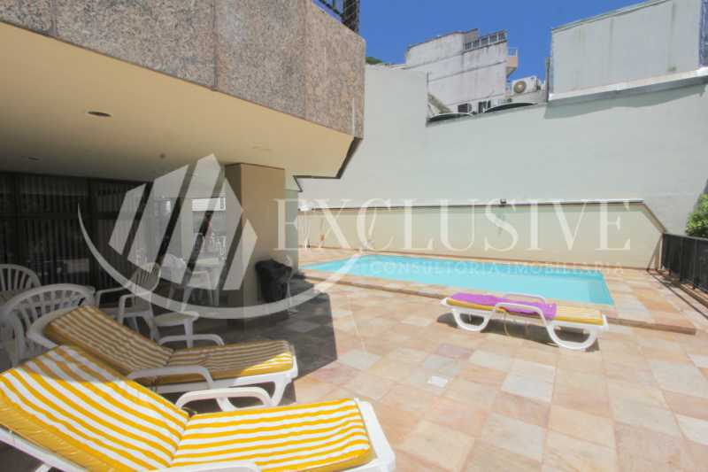 1e7f72c5-e33c-45ab-a050-c8c868 - Flat à venda Rua Fonte da Saudade,Lagoa, Rio de Janeiro - R$ 1.300.000 - SL2909 - 4