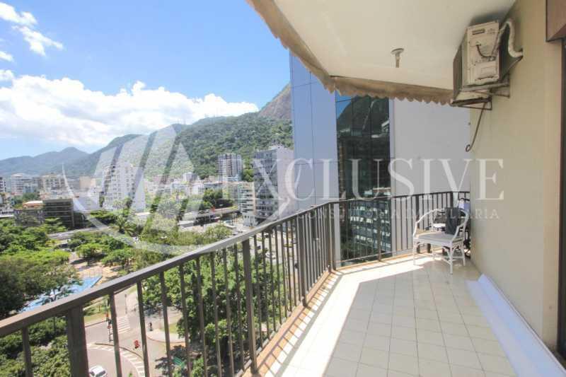 a4363d20-793c-496f-b5a9-1bd5a9 - Flat à venda Rua Fonte da Saudade,Lagoa, Rio de Janeiro - R$ 1.300.000 - SL2909 - 17