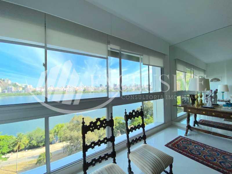 8ac2d986-f005-4b3a-b60d-1e5d80 - Apartamento à venda Avenida Epitácio Pessoa,Lagoa, Rio de Janeiro - R$ 2.800.000 - SL3673 - 4