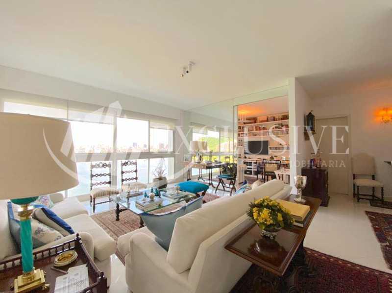 aadfd48e-a48b-4bdd-aa6f-19bca3 - Apartamento à venda Avenida Epitácio Pessoa,Lagoa, Rio de Janeiro - R$ 2.800.000 - SL3673 - 5