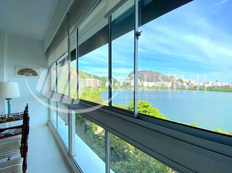 036e16d4-7719-41e4-b21b-6f0657 - Apartamento à venda Avenida Epitácio Pessoa,Lagoa, Rio de Janeiro - R$ 2.800.000 - SL3673 - 7