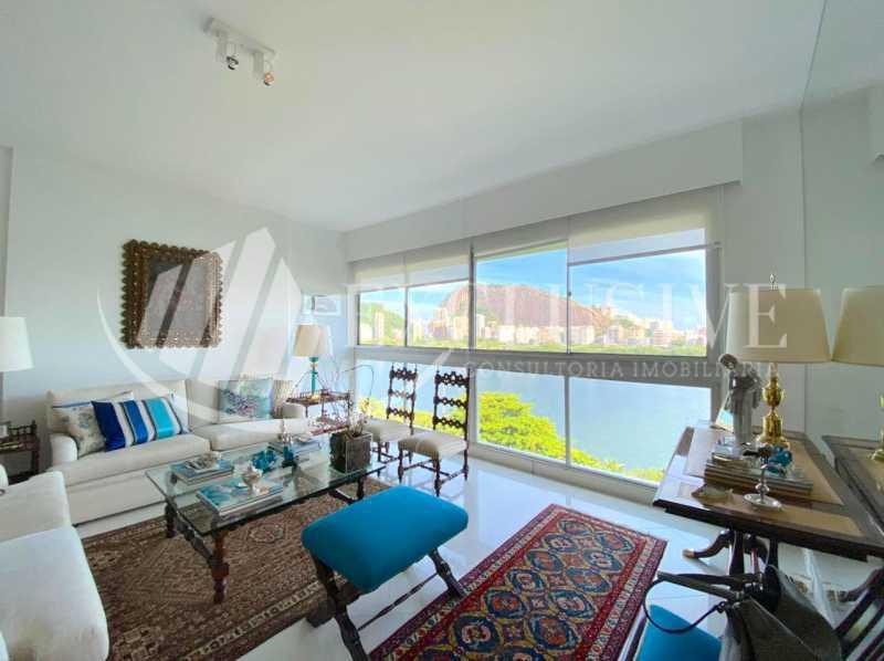 657d9012-2f48-4e34-87f6-179f21 - Apartamento à venda Avenida Epitácio Pessoa,Lagoa, Rio de Janeiro - R$ 2.800.000 - SL3673 - 3