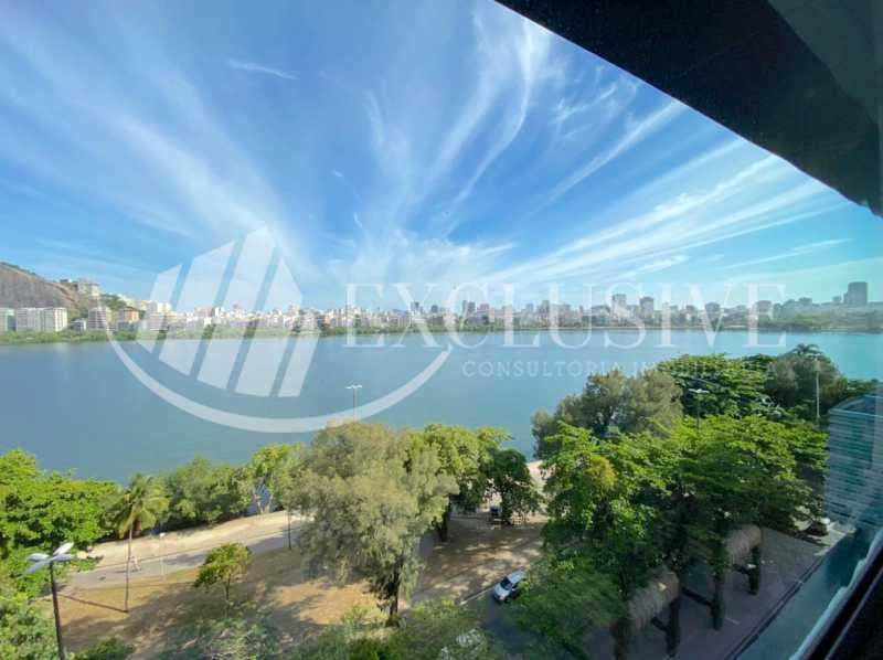 e0ee9a3b-ce53-4f41-8485-6c416b - Apartamento à venda Avenida Epitácio Pessoa,Lagoa, Rio de Janeiro - R$ 2.800.000 - SL3673 - 1