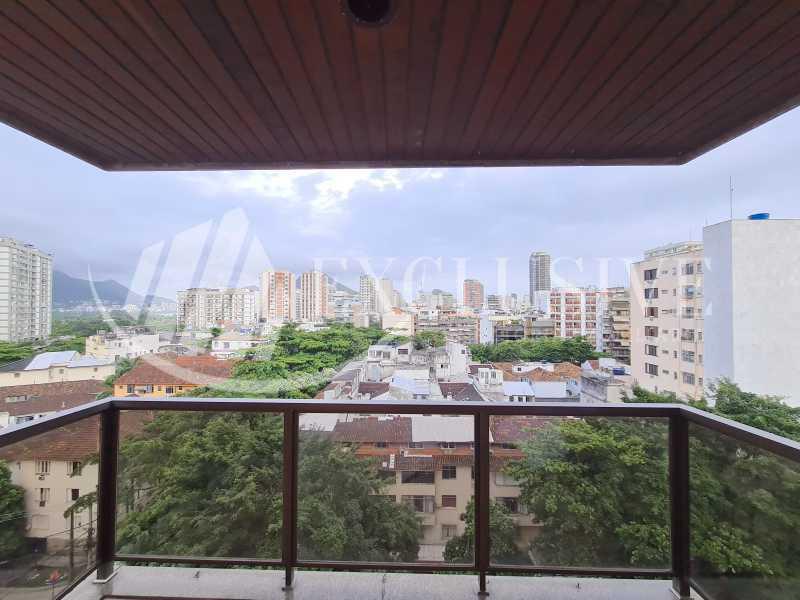20201202_172454 1 - Flat para venda e aluguel Avenida Bartolomeu Mitre,Leblon, Rio de Janeiro - R$ 1.250.000 - SL1676 - 5