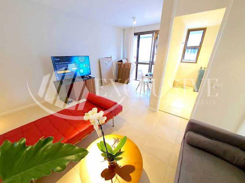 7563c99fdd5d23076e42deb9bdbc6b - Flat para venda e aluguel Avenida Bartolomeu Mitre,Leblon, Rio de Janeiro - R$ 1.250.000 - SL1676 - 18