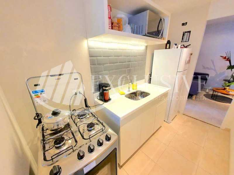 72336971a8b271007b65fbb4b13e59 - Flat para venda e aluguel Avenida Bartolomeu Mitre,Leblon, Rio de Janeiro - R$ 1.250.000 - SL1676 - 14
