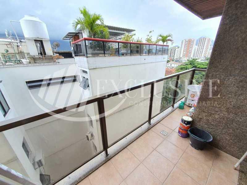 7c12692d4c58d9fd6d044ddbdf53a1 - Flat para venda e aluguel Avenida Bartolomeu Mitre,Leblon, Rio de Janeiro - R$ 1.250.000 - SL1676 - 24