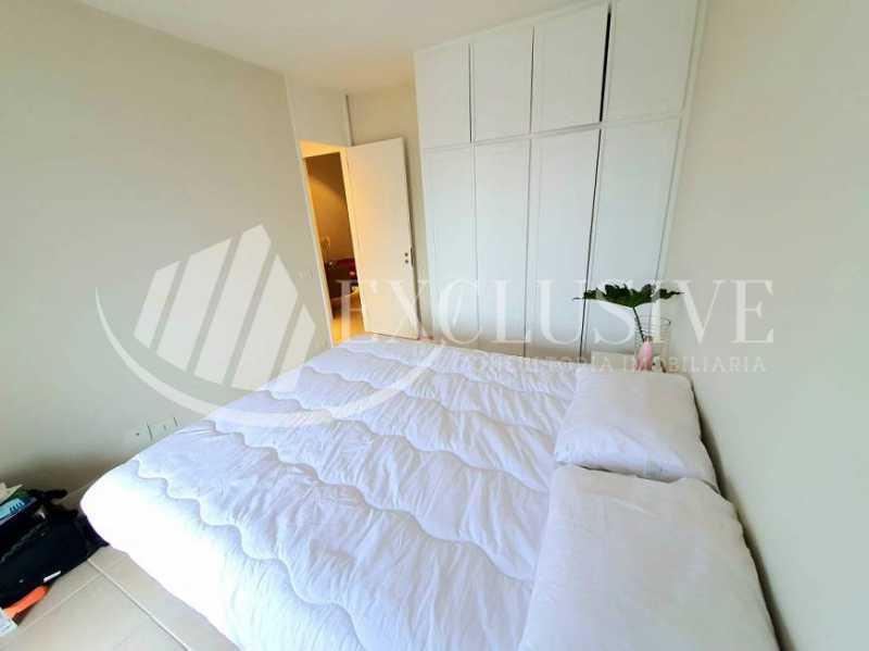 becdb69d37c41d5ee8d202510fe052 - Flat para venda e aluguel Avenida Bartolomeu Mitre,Leblon, Rio de Janeiro - R$ 1.250.000 - SL1676 - 10