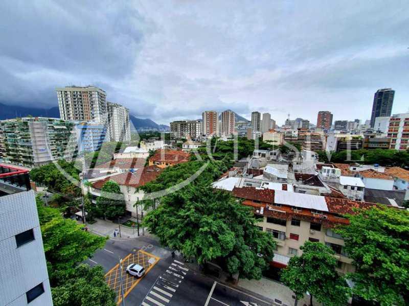 3b63356a253128ba1803f533846b68 - Flat para venda e aluguel Avenida Bartolomeu Mitre,Leblon, Rio de Janeiro - R$ 1.250.000 - SL1676 - 16